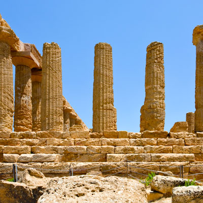Agrigento Temple Valley