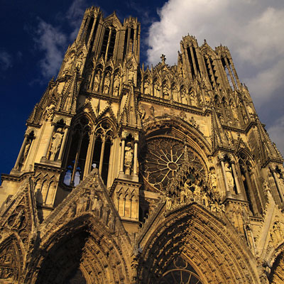 Reims Chatedral